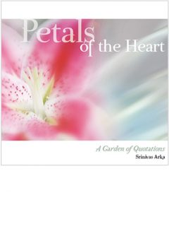 Petals of the Heart Book